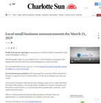Charlotte Sun: Pool Pro Awarded